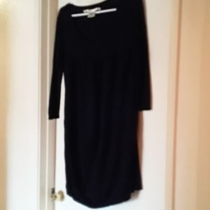 Long Sleeved Sweater Dress